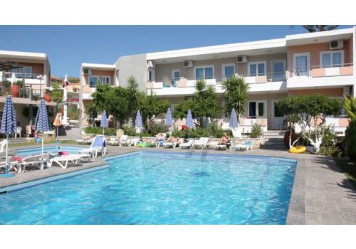 Aparthotel Kokouras 3* - Kato Stalos / Hanja / Krit - Grčka leto
