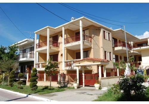 Kuća Sartios New Sarti Sitonija Grčka more letovanje Halkidiki leto 2019