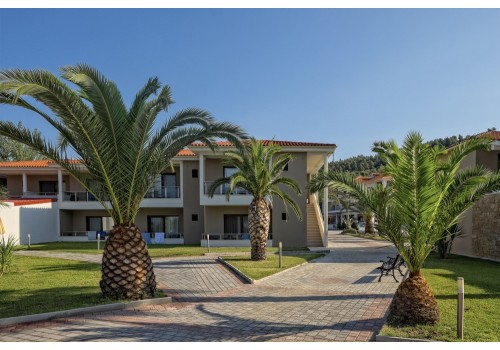 Halkidiki hoteli 4* Sitonija leto / Ponuda hotela Neos Marmaras