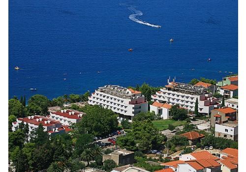 aranžmani hoteli Gradac Dalmacija