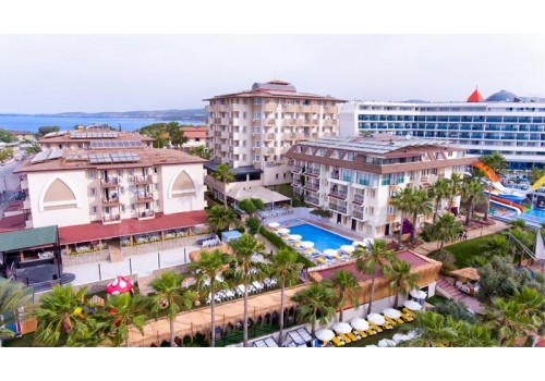 land of paradise hotel alanja turska
