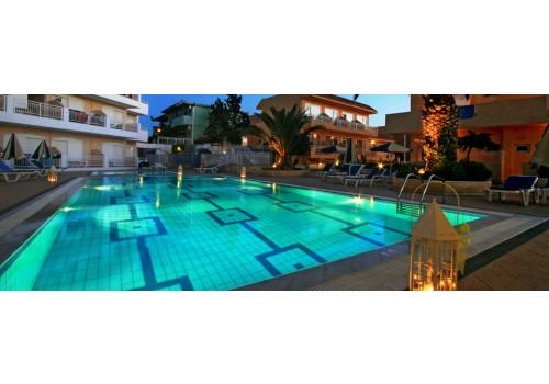 Hotel Lavris & Bungalows 4* - Gouves / Krit - Grčka leto