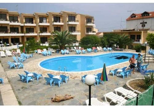 Hotel La Mirage Benitses Krf