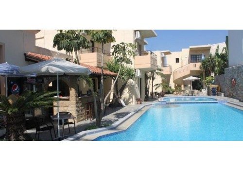 Lolas Aparthotel 2* superior - Platanjas / Hanja / Krit - Grčka leto