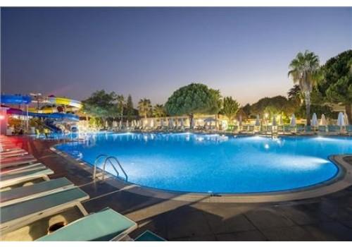 HOTEL MASTER FAMILY CLUB 4* - Side / Turska