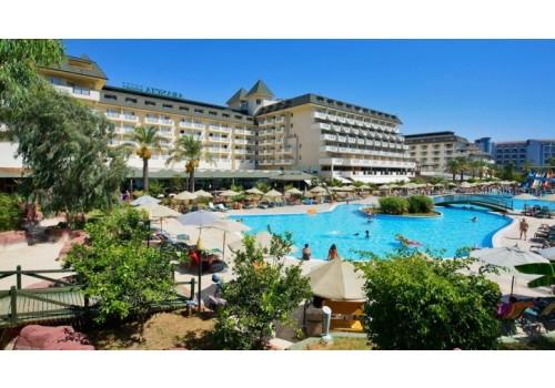 Hotel MC Arancia Resort Alanja leto plaže i hoteli Alanja letovanje Turska last minute