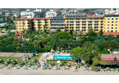 Hotel MC Mahberi Beach Alanja leto hoteli aranžmani Alanja letovanje ponuda