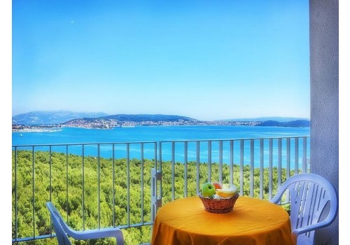 hoteli Trogir Dalmacija putovanje