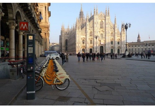 Milano Uskrs autobus putovanja