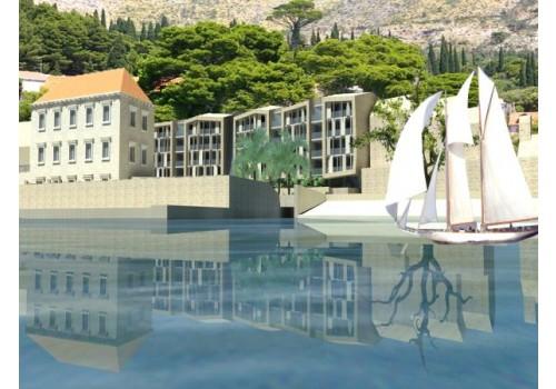 hoteli Mlini Dalmacija leto 2016