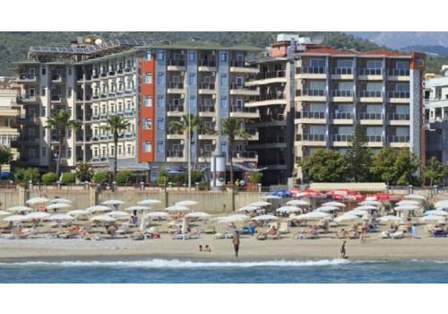 HOTEL MONART CITY HOTEL Turska Alanja leto avio aranžmani cene letovanje last minute