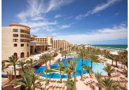 HOTEL MOVENPICK RESORT AND MARINE SPA Sus Tunis