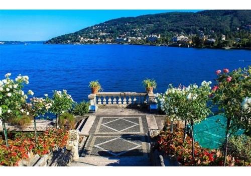 Najlepša Jezera Italije Komo Mađare Garda putovanje Uskrs