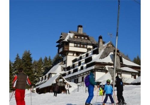 Nebeska Stolica 2 Kula 2 Kopaonik skijanje