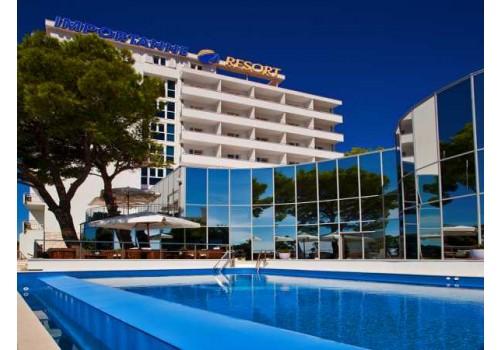 letovanje Tučepi Makarska hoteli