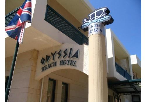 Hotel Odyssia Beach 3* - Misiria / Retimno / Krit - Grčka leto
