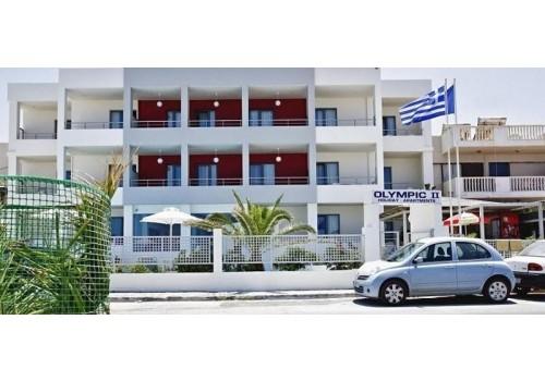 ApartmaniI Olympic 4* - Retimno / Krit - Grčka avionom