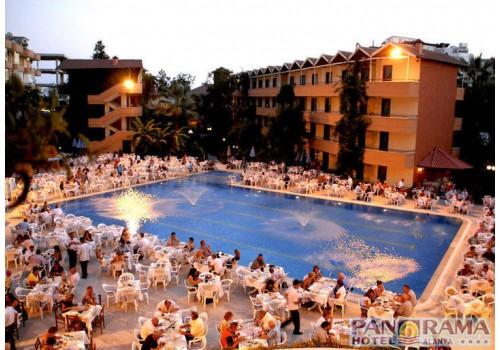 HOTEL PANORAMA HOTEL Turska Alanja leto letovanje ponuda hoteli slike last minute