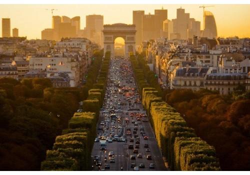 Prvi maj Uskrs Pariz putovanje avionom cene