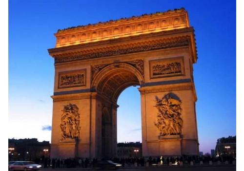 Pariz Prvi maj autobusom prvomajski izlet