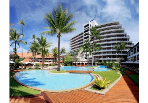 HOTEL PATONG BEACH PUKET INDIVIDUALNI ARANŽMANI
