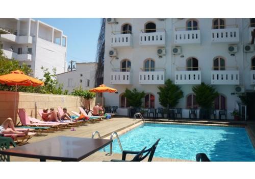 Hotel Pela Maria 3* - Hersonisos / Krit - Grčka avionom