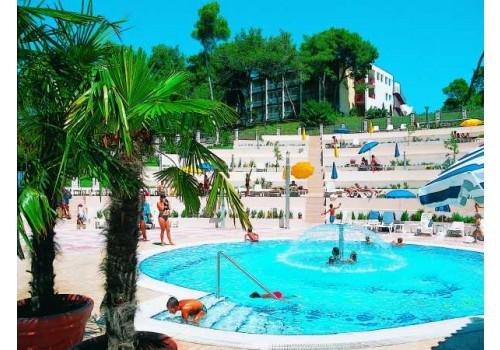 letovanje Vrsar Istra hoteli ponuda