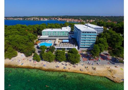 aranžmani Petrčane Dalmacija hoteli