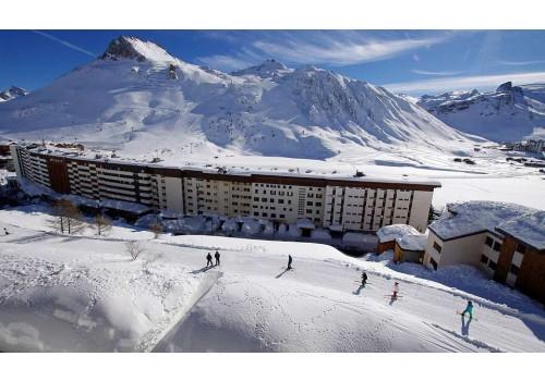 Residence Bec Rouge zimovanje povoljno Tignes Francuska cena zima skijanje