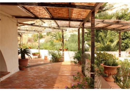hotel Le Rocette San Leonardo Kalabrija Italija leto avion