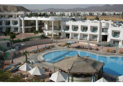 HOTEL SHARM HOLIDAY RESORT ŠARM EL ŠEIK LETO