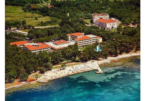 letovanje Umag Istra hoteli ponuda