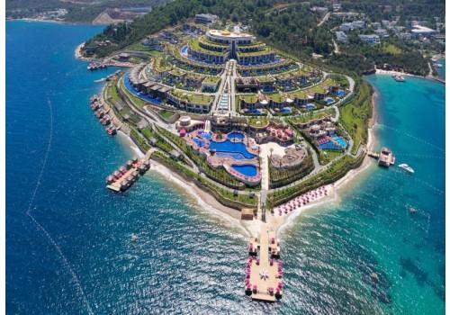 THE-BODRUM-BY-PARAMOUNT-hotel leto 2019 turska bodrum avionom cena