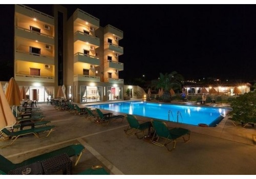Top Hotel 4* Kato Stalos Izvan