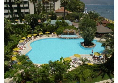 TURSKA MARMARIS LETO HOTELI ARANŽMANI AVIONOM