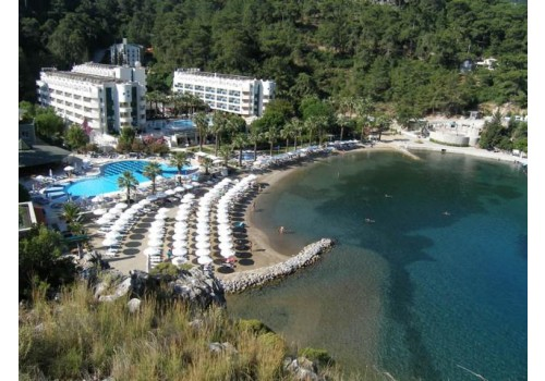 TURSKA LETO MARMARIS ALL INCLUSIVE AVIONOM