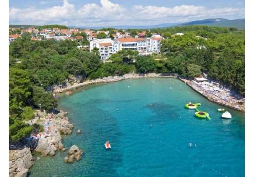 aranžmani ostrvo Krk hoteli ponuda