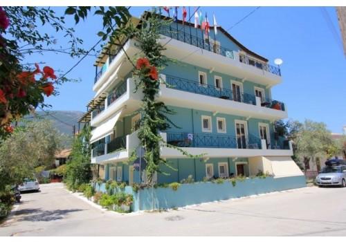 HOTEL IONIAN RIVIERA lefkada grčka more letovanje 2019