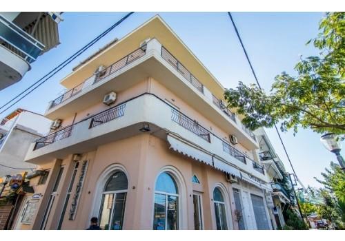 vila-laskarina-tasos-potos-more grčka apartmanski smeštaj letovanje spolja