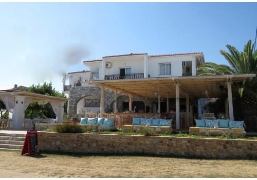 Vila Afroditi Tasos Limenas letovanje more grčka ostrva leto 2019 busem autom najam smeštaj