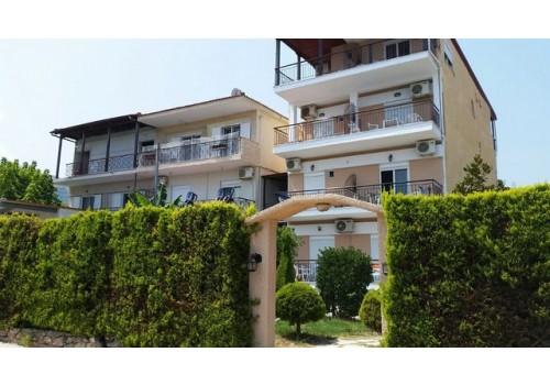 Apartmani Vila Andjela - Stavros - Grčka leto 2017