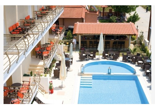 Aparthotel Anthodi - Stavros - Grčka apartmani