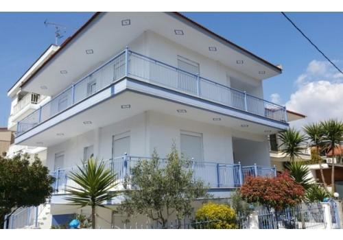 Vila Blue house Stavros Grčka letovanje smeštaj povoljno