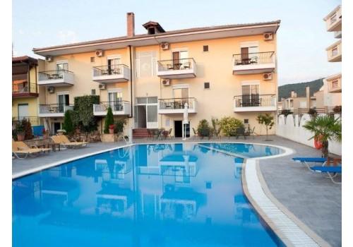 Apartmani Vila Elanios Zeus - Stavros - Grčka leto 2016