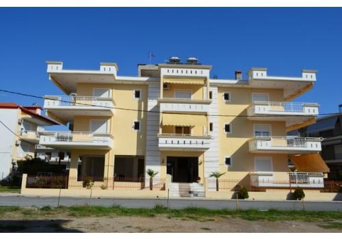 leto Grčka Leptokaria hoteli