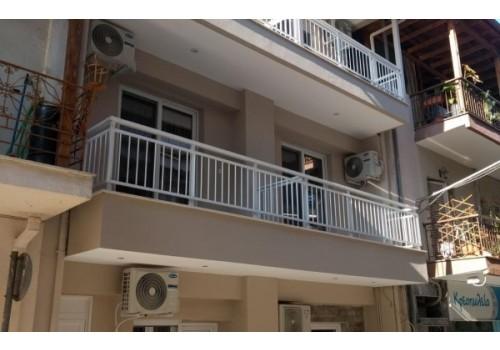 Vila Hermanos stavros grčka letovanje more smeštaj balkon