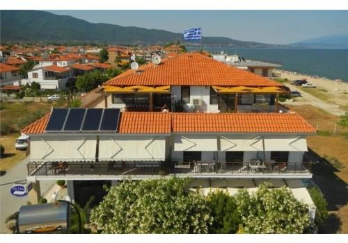 Vila liliBig Dinos Galini Nea Vrasna more Grčka smeštaj letovanje kuća