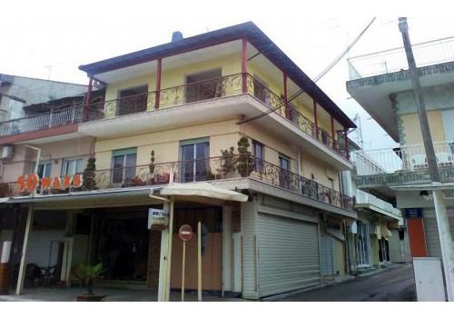 Vila Maria Domna Stavros Grčka letovanje more studio apartman