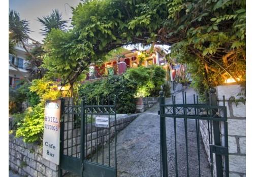 Vila Milos Studios Parga Grčka letovanje paket aranžman cena