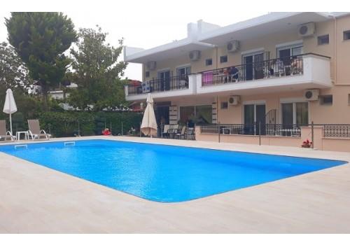 Vila Nick Rooms Stavros Grčka letovanje bazen